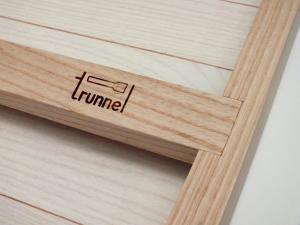 Trunnel by Itay Potash- Low Table stamp